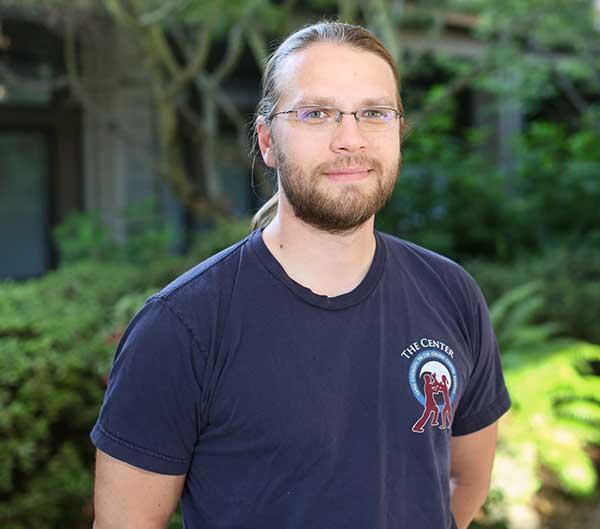 Photo of Eugene Yang Chengfu Tai Chi Chuan Center instructor Andrew Holmes-Swanson